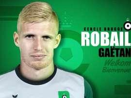 Gaëtan Robail cherchera du temps de jeu en Belgique, avec le Cercle Brugge. AFP