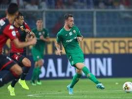 Castrovilli fait sensation en Italie. Twitter/acffiorentina