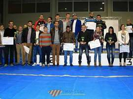 Gala de 2015 de la Federación Valenciana de Triatlón
