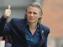 He could be the new manager. WycombeWanderers