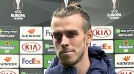 Bale ya está adaptado al Tottenham. Captura/TottenhamHotspur