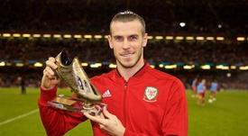 Bale no estará ante Irlanda.Twitter/SelecciondeGales