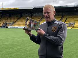 The Livingston AstroTurf pitch has been blamed for injuries.TWITTER/SPFL