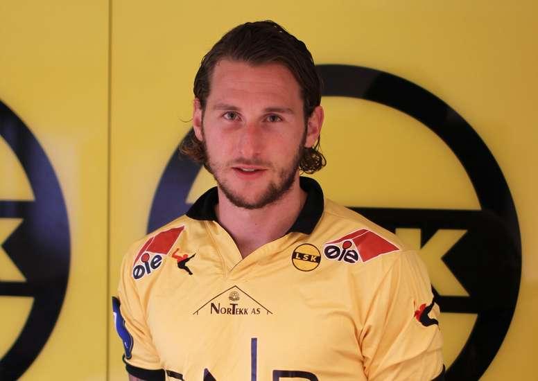Gary Martin fue máximo anotador en Islandia en la 12-13. LillestromSK