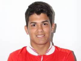 Gaston Alexander Del Castillo, the brother of 'Kun' Aguero. ClubAIndependiente