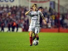 Argentinos Juniors ha confirmado el fichaje de Gastón Machín, que procede de Instituto. Díaadía
