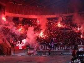 Olympiacos volta a sagrar-se campeão da Grécia. YouTube