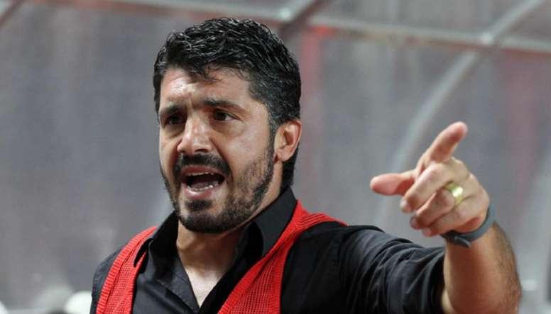 Gattuso deja el Pisa a escasos días de que empiece el campeonato. AFP
