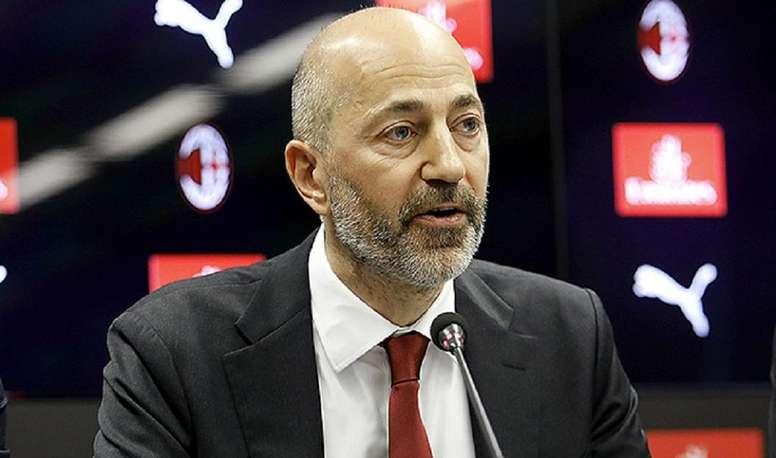 Gazidis, the Milan CEO, explained the situation of the club. ACMilan
