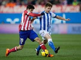 Gaztañaga volverá a vestir la camiseta de la Real Sociedad. RealSociedad