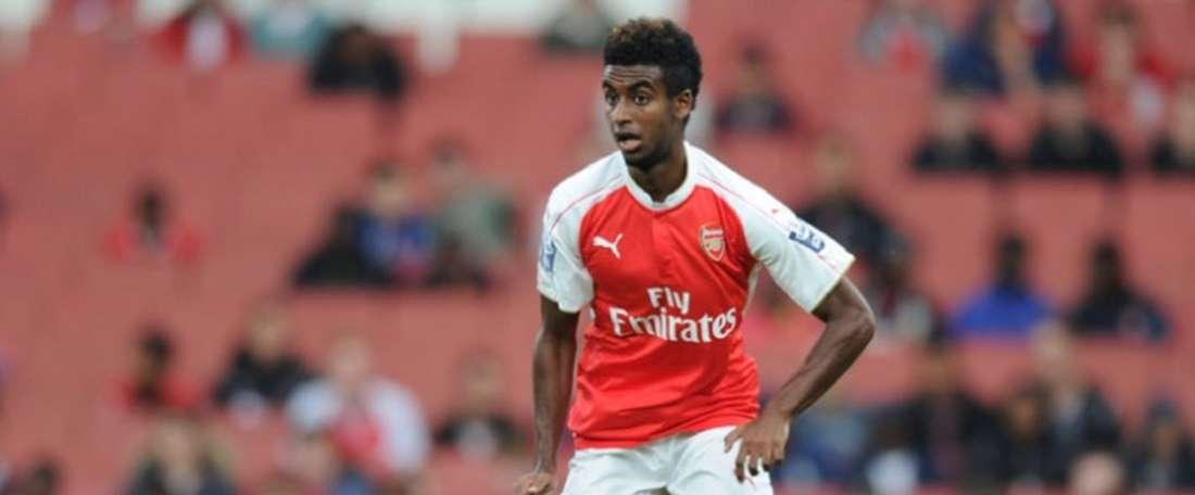 Zelalem a repris l'entraînement. Arsenal