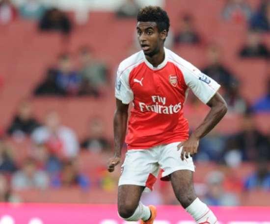 Zelalem volvió a entrenar 16 meses después. Arsenal