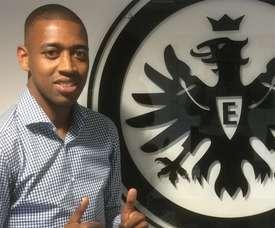 Gelson Fernandes, nuevo jugador del Eintracht. EintrachtFrankfurt