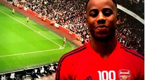 Arsenal signe la perle norvégienne George Lewis. Capture/Youtube