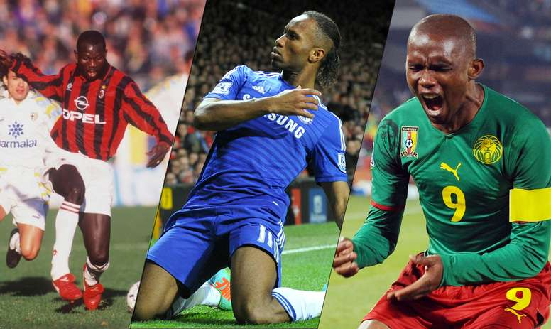 Top 10 Best African Footballers of All-Time - BeSoccer