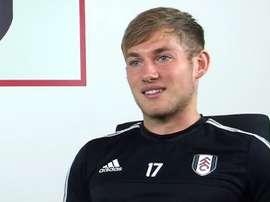 George Williams abandonará el Fulham U21 con destino a Gillingham. Twitter