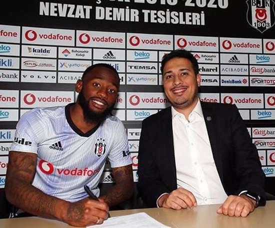 Georges-Kévin Nkoudou quitte Tottenham. Besiktas