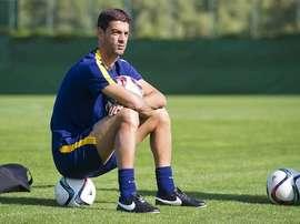 Gerard López se enfadó con sus jugadores e hizo todos los cambios de golpe. FCBarcelona