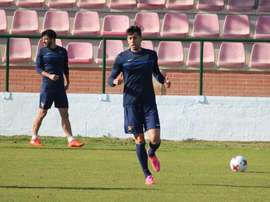 Gerard Oliva ya tiene nuevo equipo tras rescindir con el Atlético Baleares. Twitter/UCAMMurcia