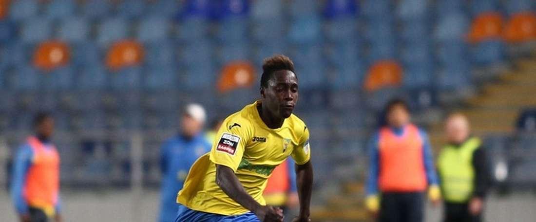 Gerso Fernandes vai à Liga USA. AFP/EFE