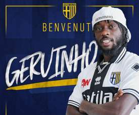 Gervinho returns to Italy. 1913parmacalcio