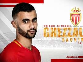 Ghezzal has joined Monaco on a four-year deal. ASMónaco