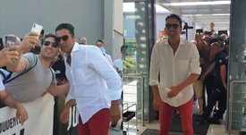 Buffon in arrivo: via alle visite mediche. Captura/JuventusFC