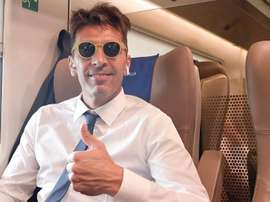 Buffon, vieux héros. GianluigiBuffon