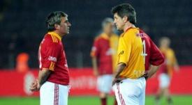 Hagi nombra presidente a su amigo Popescu. EVZ