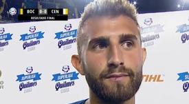 Peruzzi salió al paso de todos los rumores. Captura/TNT Sports