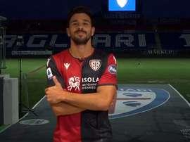 Gie Simeone signe à Cagliari. CagliariCalcio