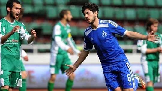 El Zaragoza se fija en Giorgi Papunashvili. UEFA
