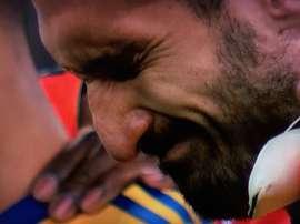 Emotional Chiellini remembers tragic Astori in Juventus win. ESPN
