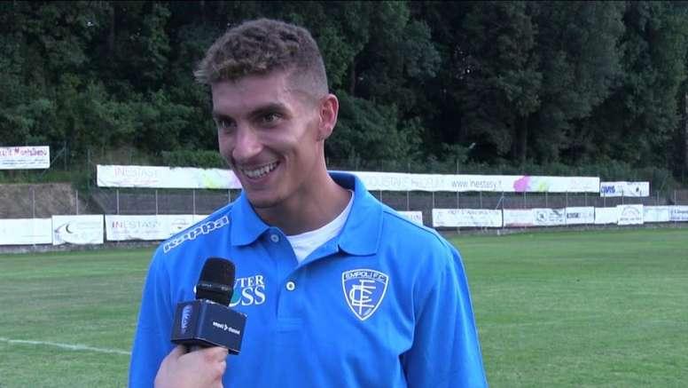 L'Inter veut le défenseur d'Empoli. EmpoliCalcio