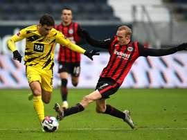 Dortmund butte face à Francfort. EFE