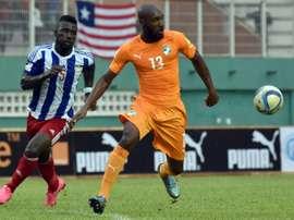 Costa de Marfil es una de las grandes favoritas. AFP