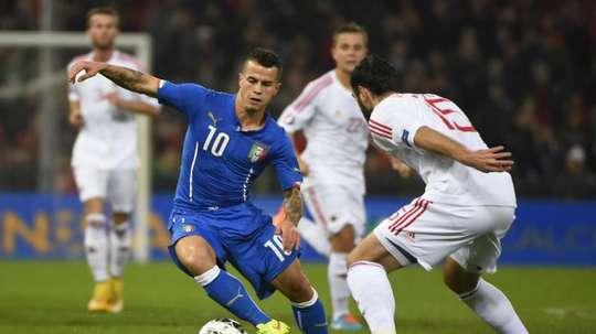 Giovinco volvió a una lista de Italia. AFP/OlivierMörin