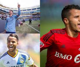 Giovinco, Villa, and Dos Santos are among the best-paid players in the MLS. BeSoccer