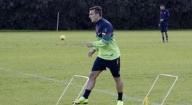 El Lecce incorpora a Donati. OfficialUSLecce
