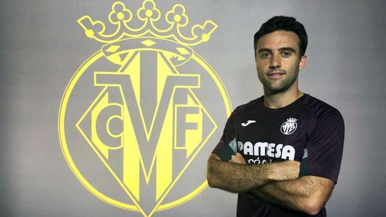 Rossi vuelve a sentirse futbolista. VillarrealFC
