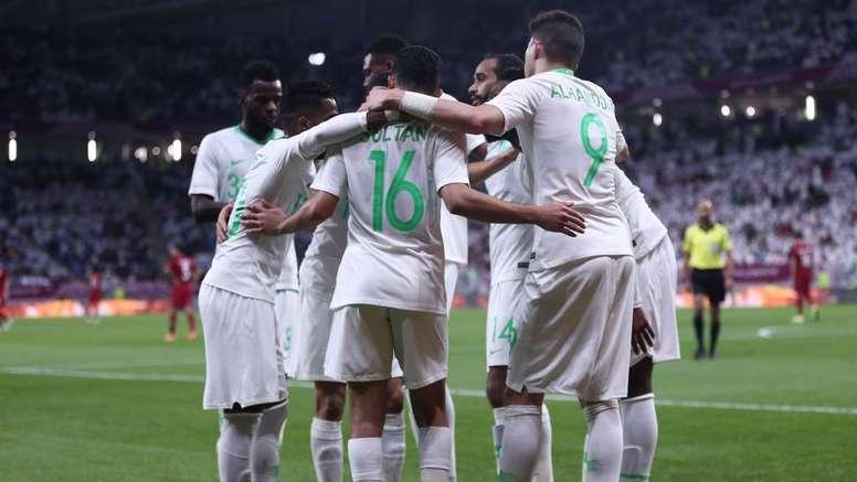 Coupe du Golfe - L'Arabie Saoudite dompte le Qatar (1-0) et file en finale. AFP