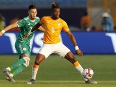L'Algérie rejoint les demies au bout du suspens. Goal