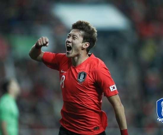 Bordeaux a un accord de principe pour le transfert de Ui-jo Hwang. AFP