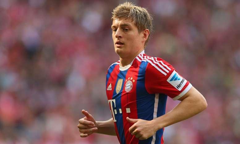 Le jour où mentir aux médecins du Bayern a propulsé Toni Kroos. goal