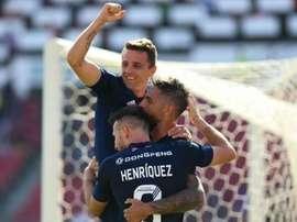 Montillo, a ameaça à Libertadores colorada. GOAL
