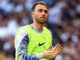 L'Inter et Tottenham sont d'accord pour Christian Eriksen. GOAL
