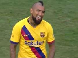 Vidal se recusa a sair e atrapalha planos do Barça. Goal