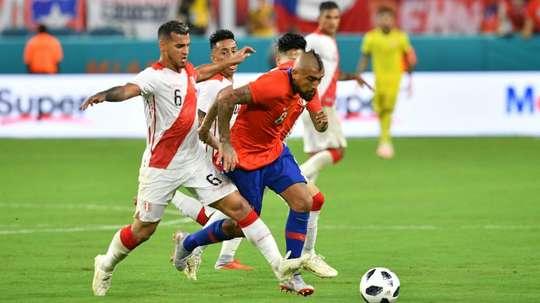 Vidal acredita no potencial da Roja. Goal