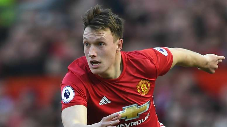 Phil Jones is important for Manchester United. Goal