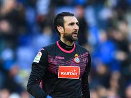 Diego Lopez s'est engagé pour les trois prochaines saisons avec le club espagnol. Goal